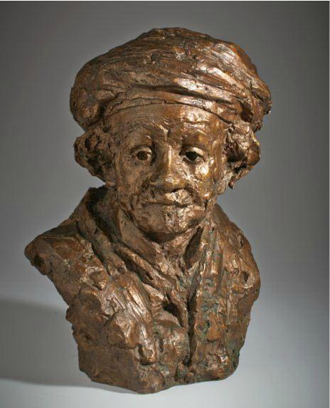 Rembrandt by Nils Aas