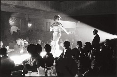 Fashion Show, Harlem, N.Y. by Leonard Freed