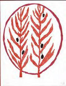 Feuille d'olivier by Louise Bourgeois