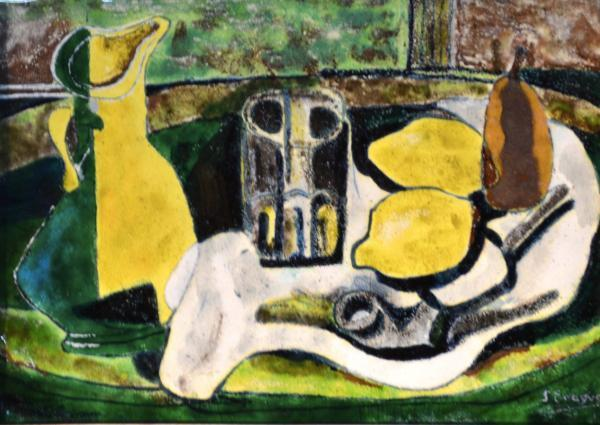 [Untitled] by Georges Braque