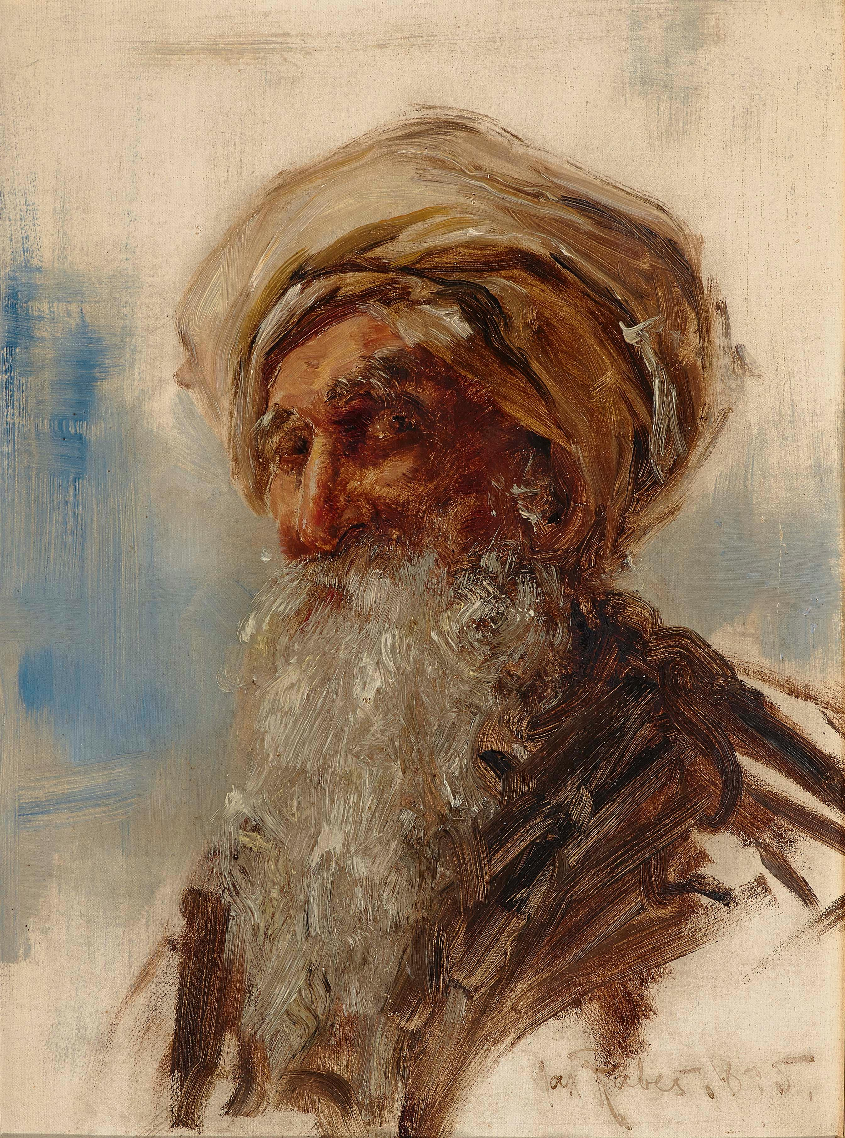 Araber by Max Rabes