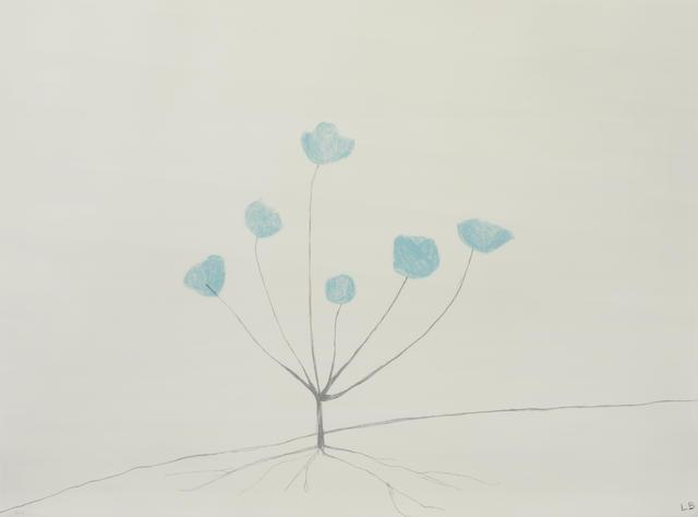 Flower in the Forest by Louise Bourgeois