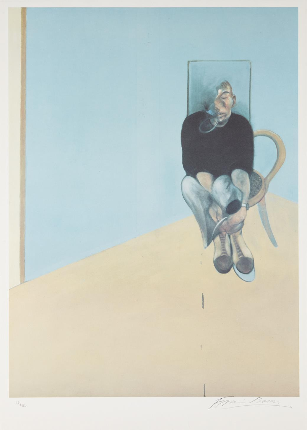 Study for Self-Portrait by Francis Bacon