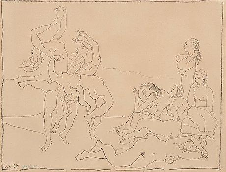 Danses by Pablo Picasso