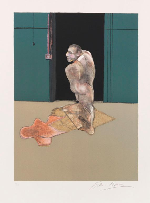 Study for a Portrait of John Edwards by Francis Bacon