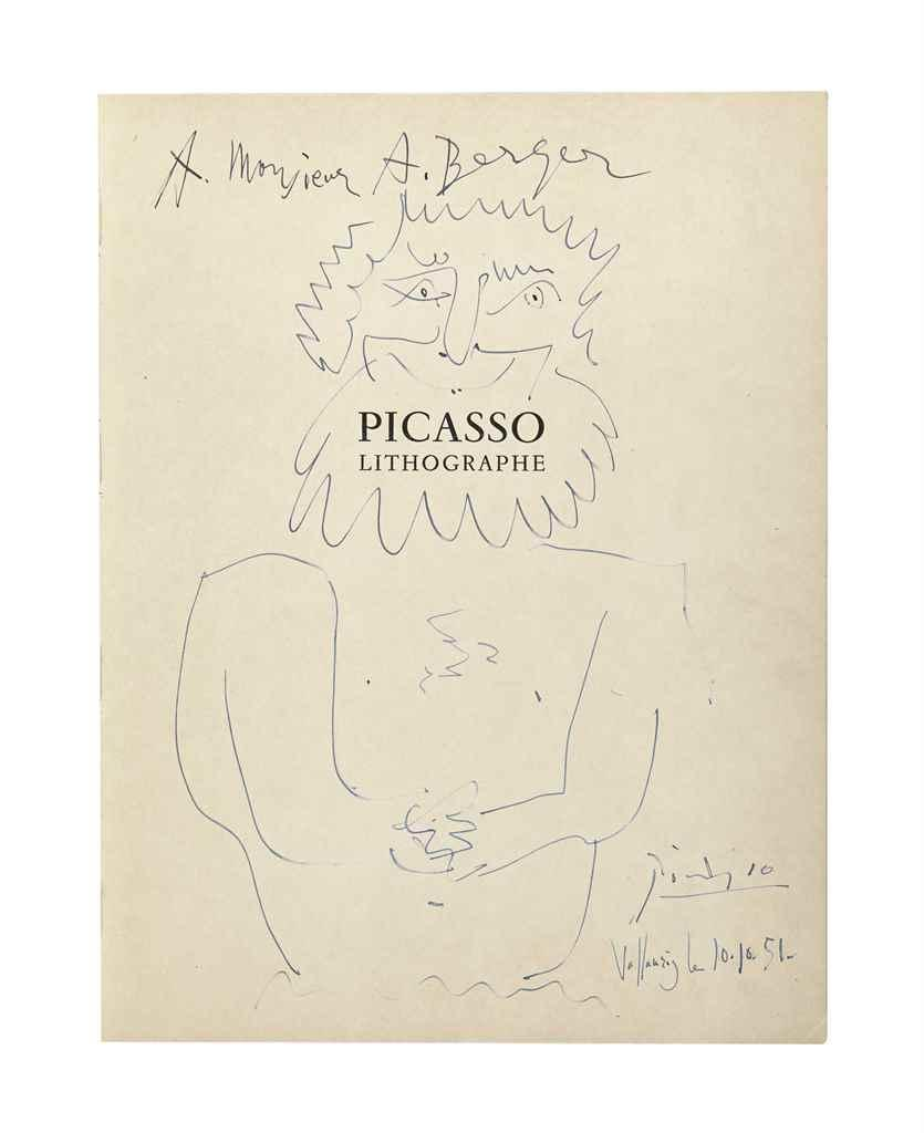 Faune by Pablo Picasso