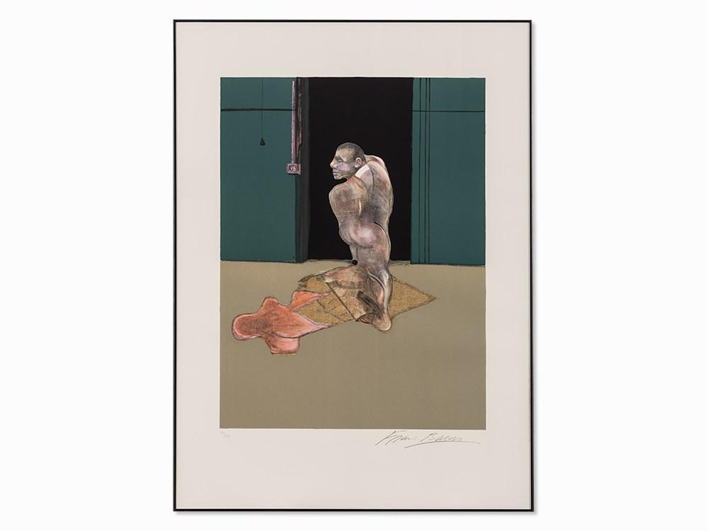 Study of John Edwards by Francis Bacon