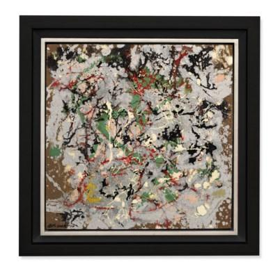 Number 21, 1950 by Jackson Pollock