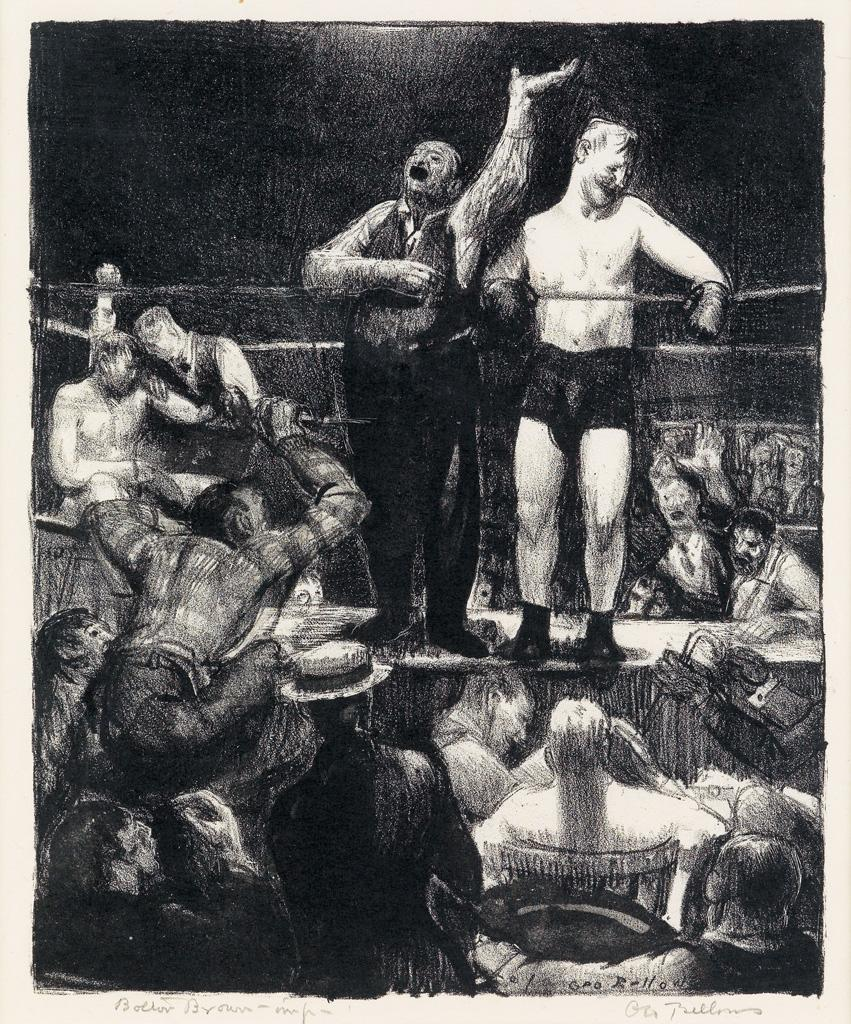 Introductions by George Bellows