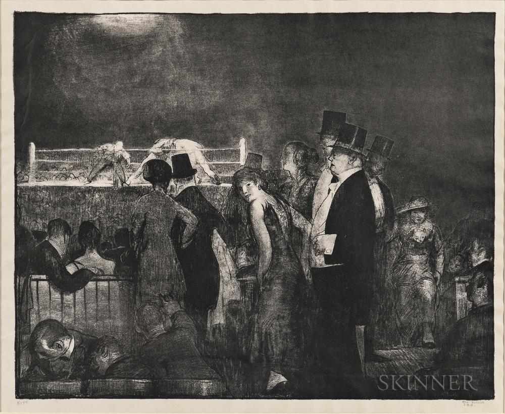 Preliminaries by George Bellows