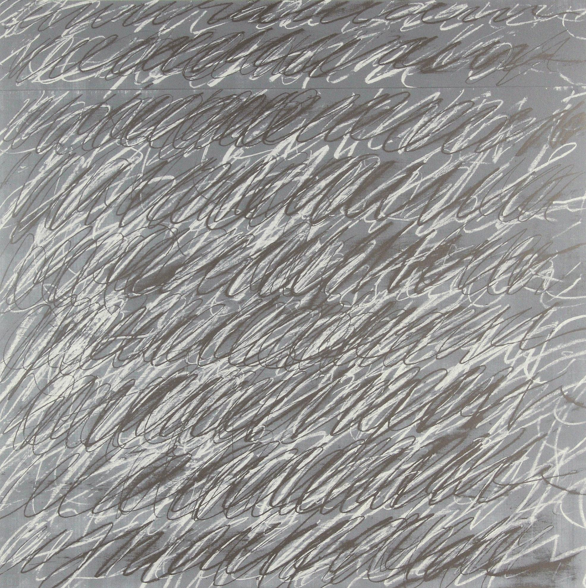 Untitled, from on the Bowery by Cy Twombly