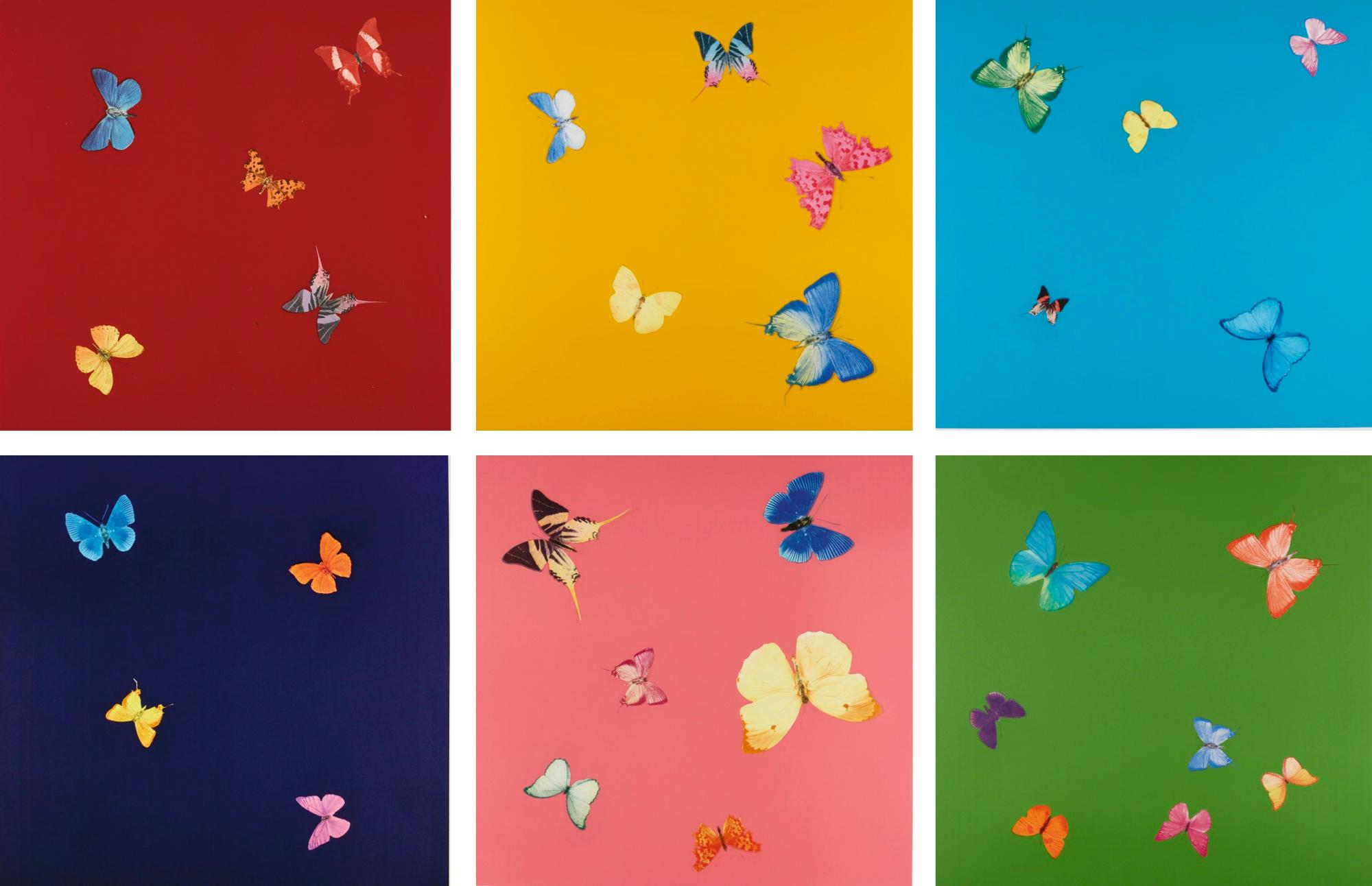 Love Poems by Damien Hirst