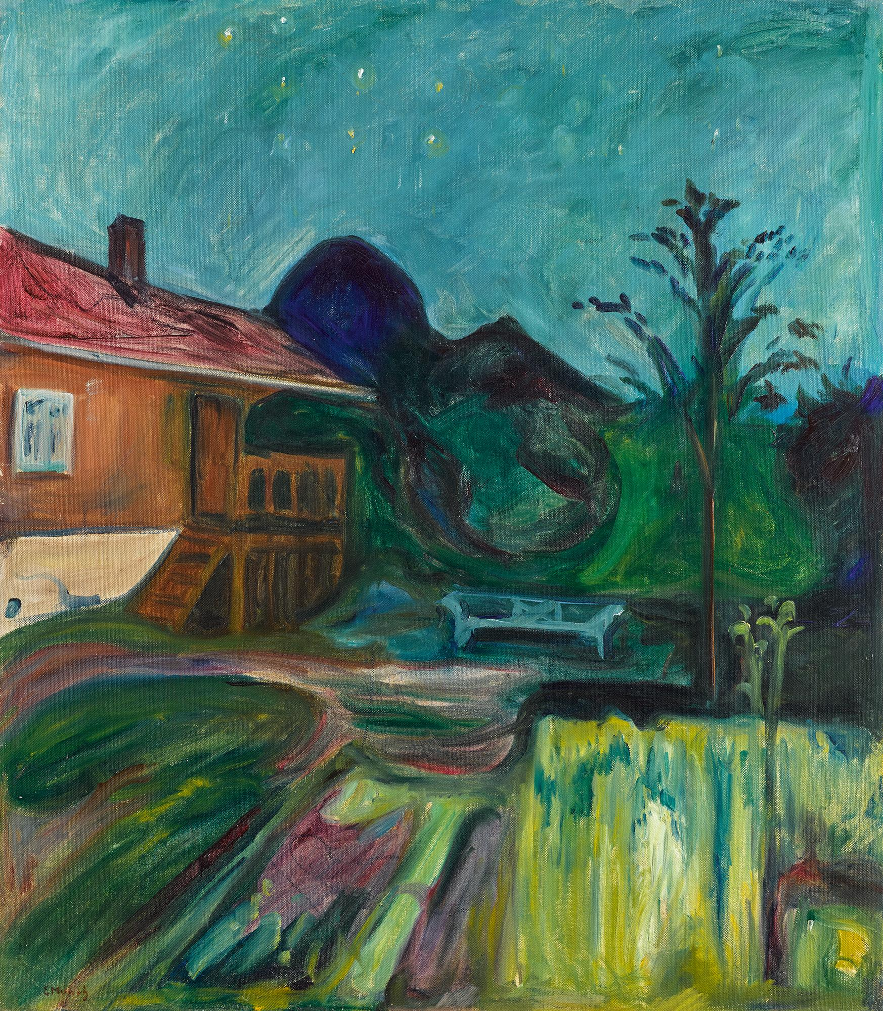 Edvard Munch Biography Artwork Galleries Online Blouin Artinfo
