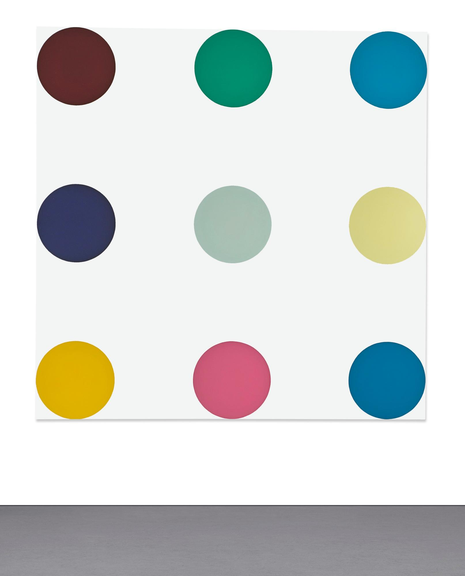 Canada Balsam by Damien Hirst