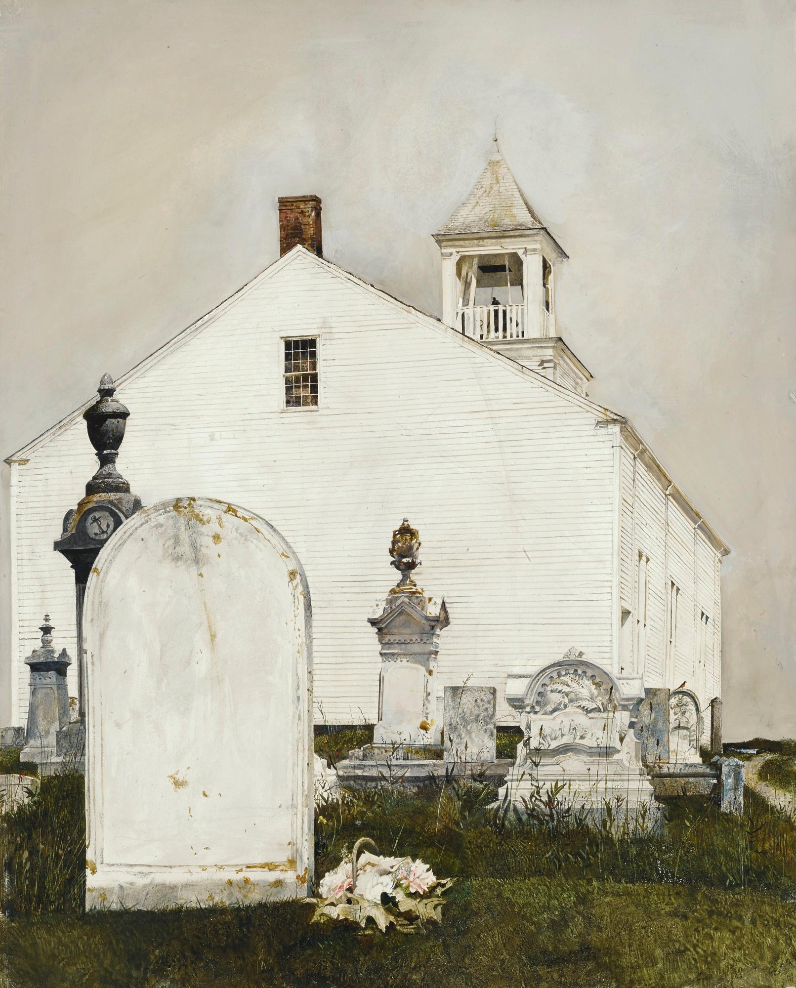 Perpetual Care by Andrew Wyeth