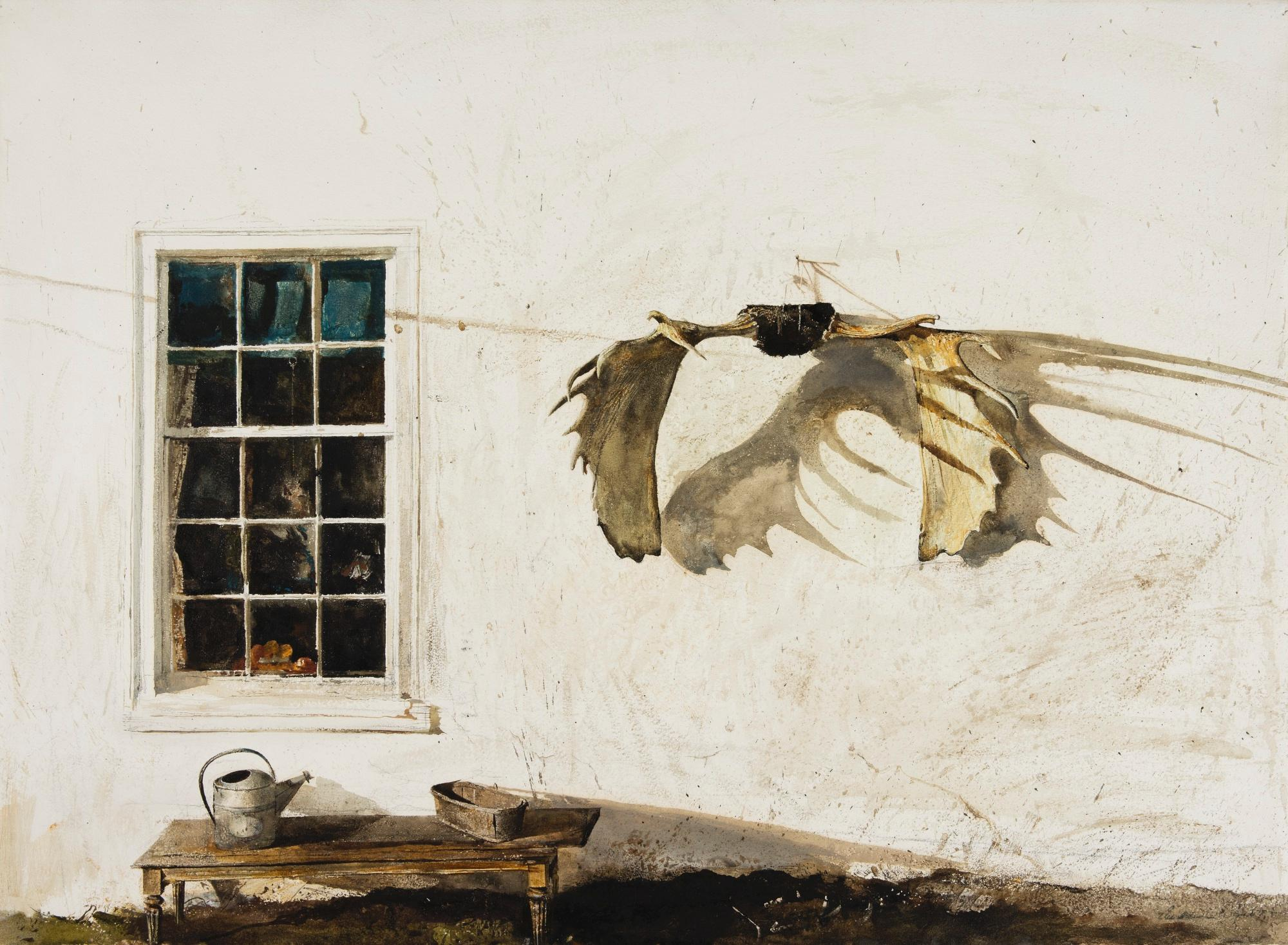 The Trophy by Andrew Wyeth