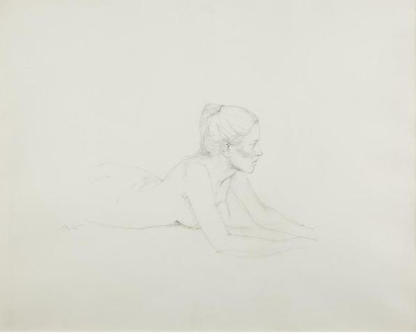 Nude: A Double-Sided Work by Andrew Wyeth