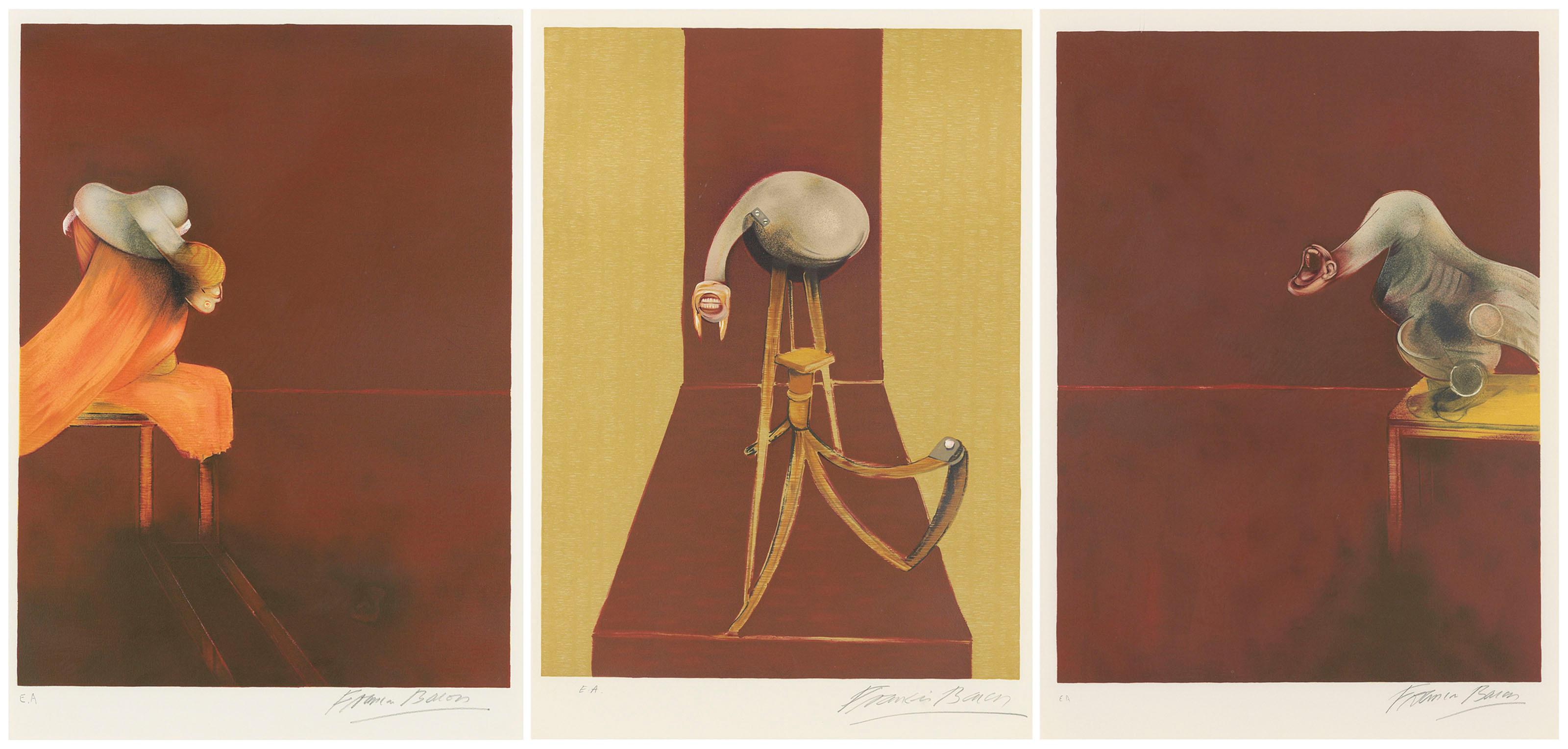 Second Version by Francis Bacon
